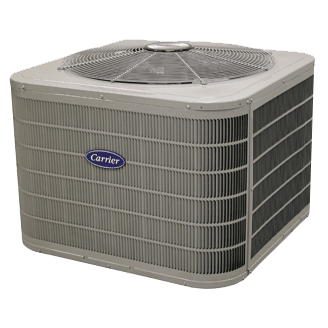 Carrier Performance 16 central AC.