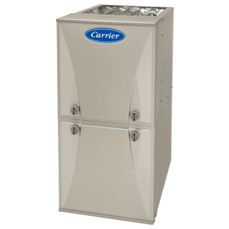 Carrier Comfort 92 gas furnace.